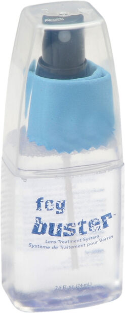 FOG BUSTER 2.5 OZ LIQUID WITH CLOTH UNDER COVER
