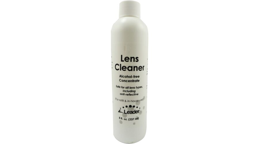 Lens Cleaner - 8 oz. Concentrate makes one half Gallon