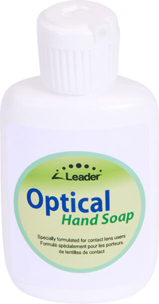 Optical Hand Soap 1 oz. Oval Squeeze