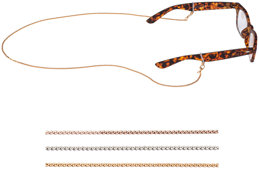 Croakies World Florence Chains Bag Of 3