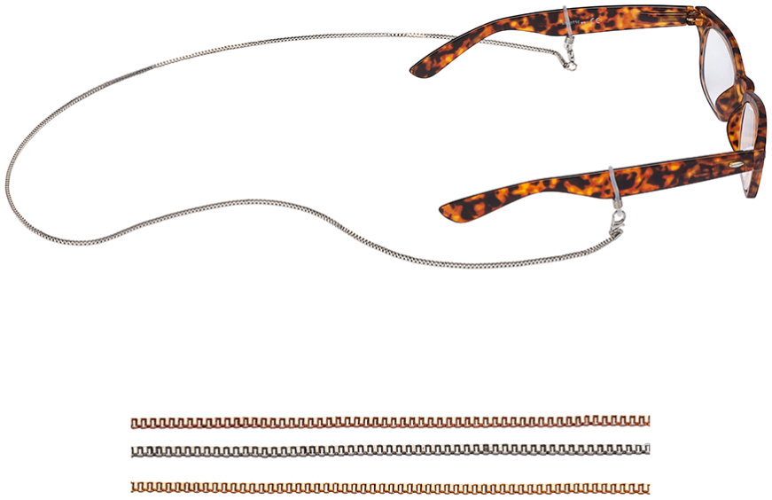 Croakies World Naples Chains Bag Of 3