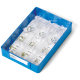 Sampler, 350 Screws, 3 Drawer Kit