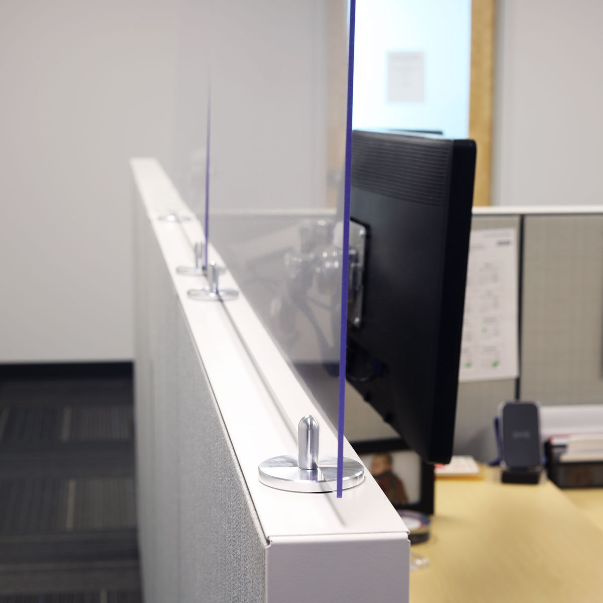 "Ppe - Dispense/cubicle Guard 14"" X 24"""