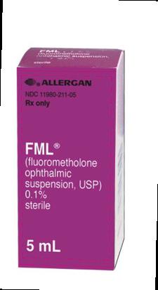 FML Liquifilm Suspension