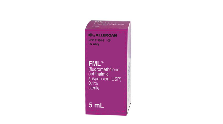 FML LIQUIFILM 0.1% OPH SUSPENSION 5 ML NDC 11980-0211-05