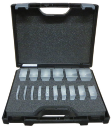 16-Prism Block Set w/ Polymer Case