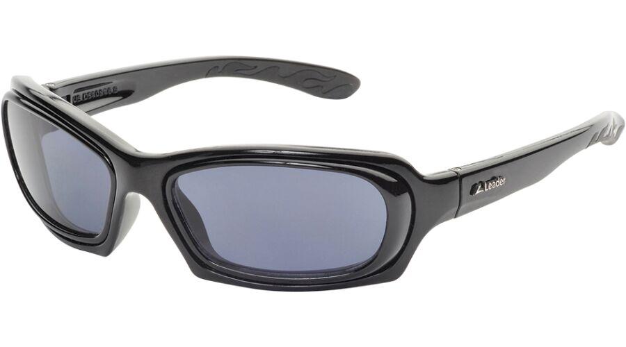 RX SUN - ELITE BLACK W/GREY LENS