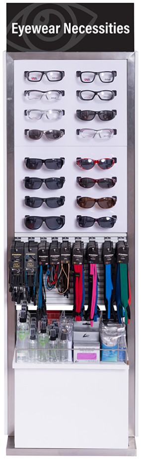 Display: Ultimate I Special Eyewear Necessities