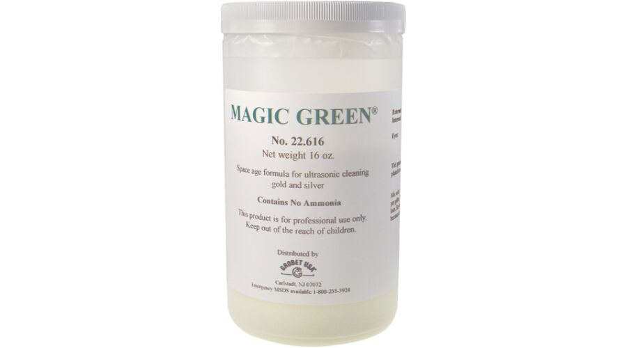 Magic Green® Ultrasonic Cleaner Concentrate