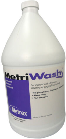 MetriWash® Detergent Concentrate