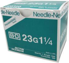 BD Sterile Regular Bevel Needles