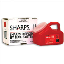Sharps Disposal by Mail System®