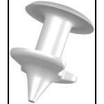 Plug1™ Punctum Plug 2/bx, Fits 0.5Mm-0.8Mm