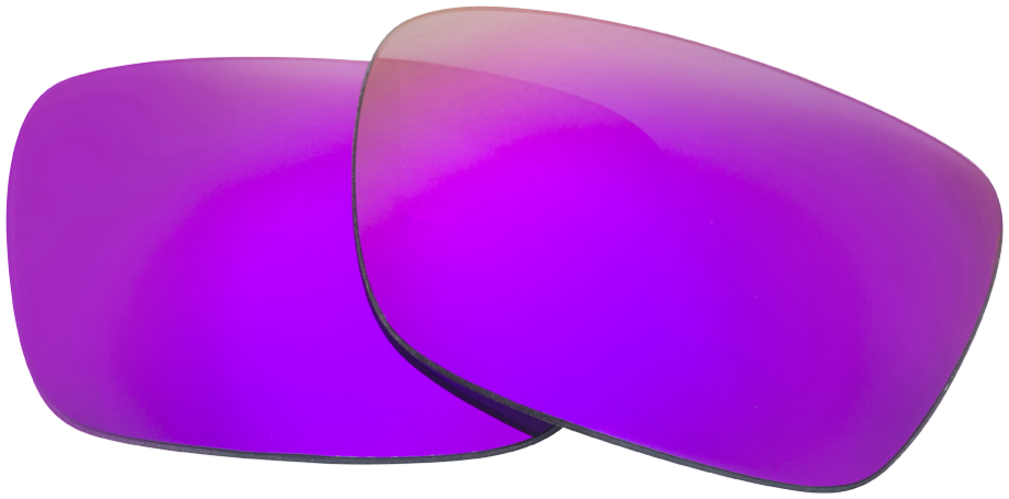 Jpe Lens: Nowie Pc Purple Mirror L&r