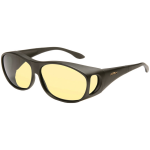Night Driver - Sport Rec, Black frame / Yellow lens