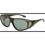 Rainier - Black Frame, Gray Lens