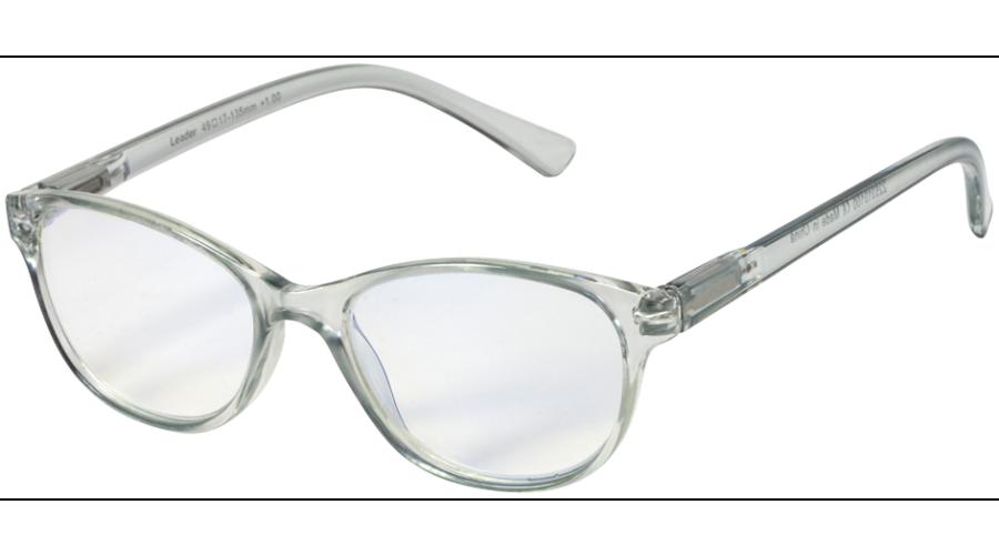 Blu-Ban Glasses Angelica Teal +2.0