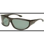 Malloy - Black Frame, Gray Lens