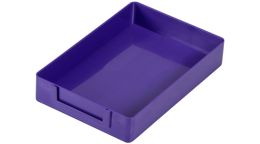 Standard Rx Tray: Purple