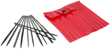 Steel File Kit – 12 Piece