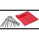 Steel File Set
