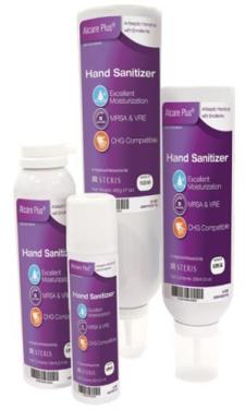Alcare Plus® Foamed Antiseptic Handrub