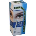 Schirmer Tear Flow Test Strips 100/bx