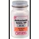 METHAZOLAMIDE 25 MG TABLETS 100 CT NDC 00574-0790-01