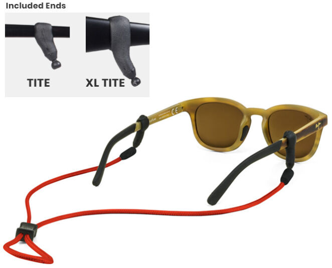 Terra System Combo Tite End R/XL, Red
