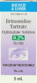 Brimonidine Tartrate Ophthalmic Solution