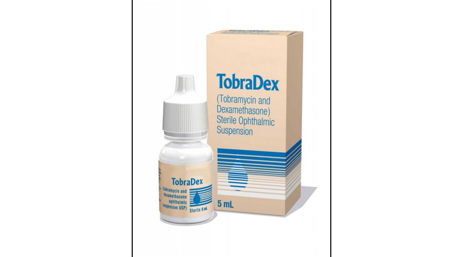 TOBRADEX OPH SUSPENSION 5 ML NDC 00065-0647-05