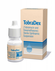 TobraDex® Ophthalmic Drop