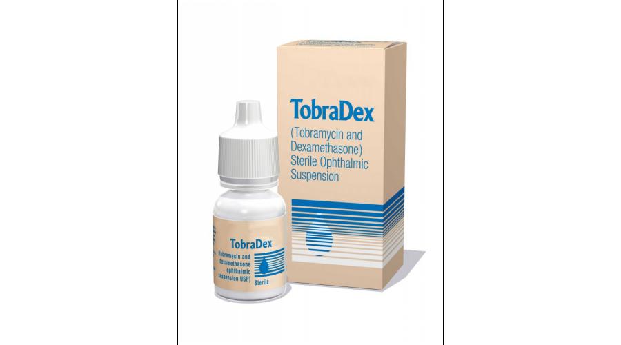 TOBRADEX OPH SUSPENSION 2.5 ML NDC 0065-0647-25