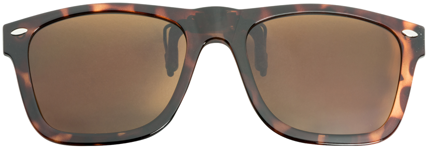 Waycool Jr Flip-Ups Havana/Brown, Polarized