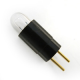 Retinoscope Bulb 360-125 2.4 - 2.8V Tungsten for Optec 360 - Gold Pins
