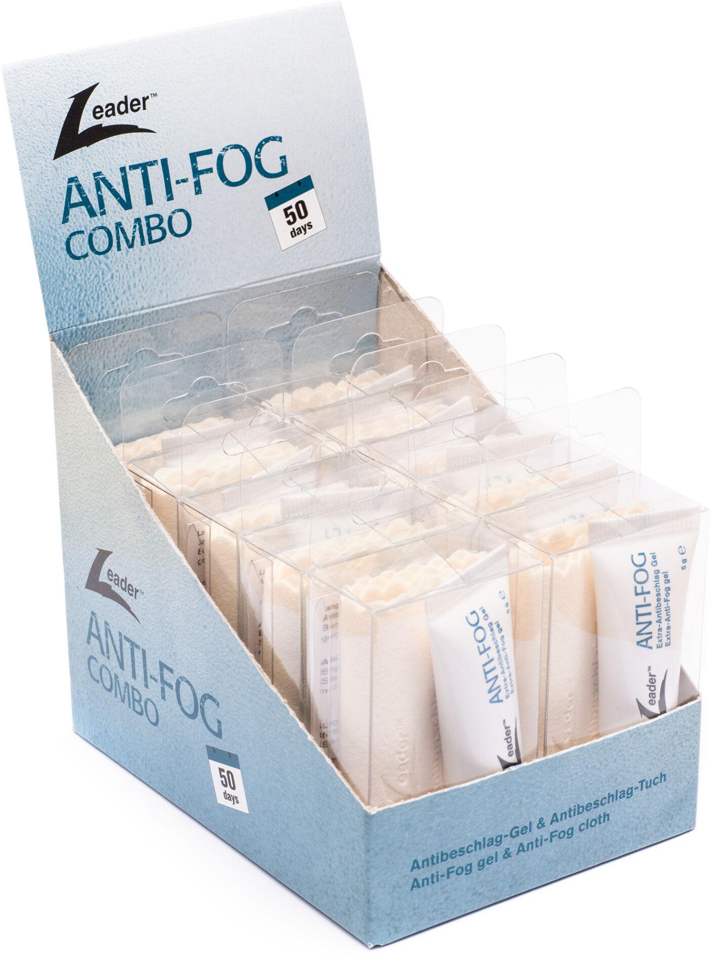 Shoptic Anti-Fog 5g Combo Kit Box of 10