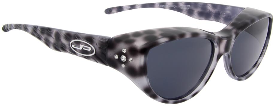 Jpe:  Chic Cat Black Cheetah W/crystals