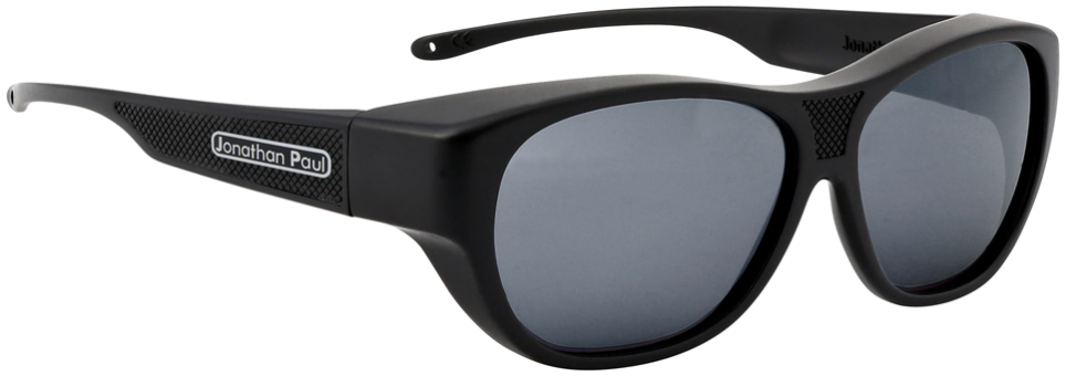 Jpe:  Allure Satin Black Polarvue Gray
