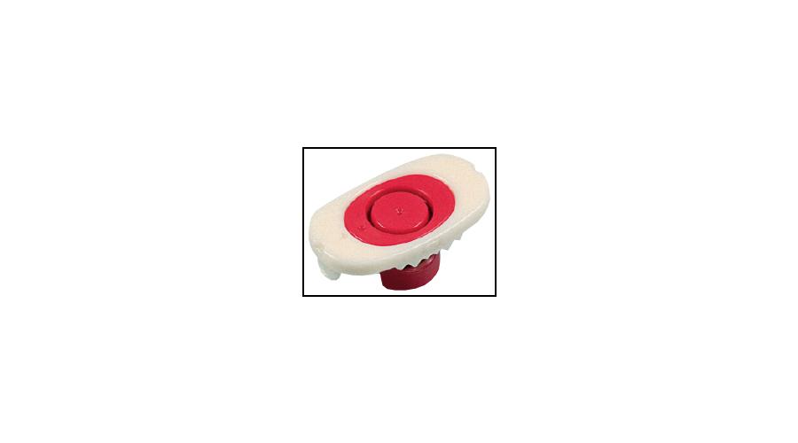 NANO LENS BLOCK RED - 10PCS