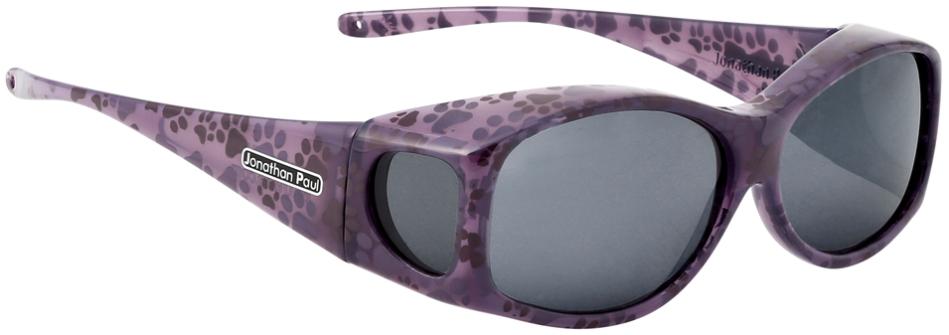 Jpe: Glides Purple Paws Polarvue Grey