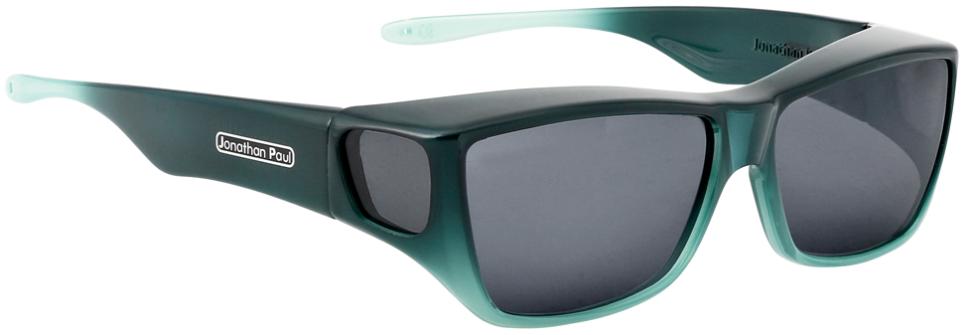 Jpe:  Traveler Emerald/Jade Ombre Polarvue  Grey