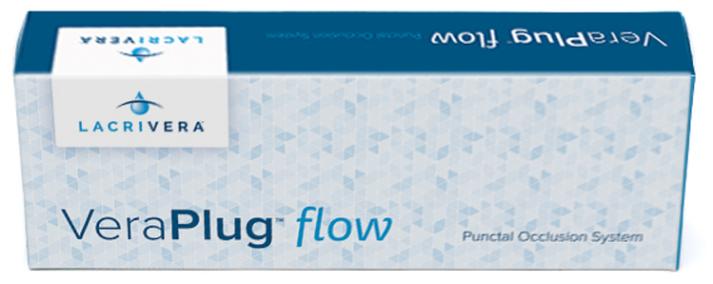 Veraplug Flow X-Large Sterile Preloaded 1Pr/bx