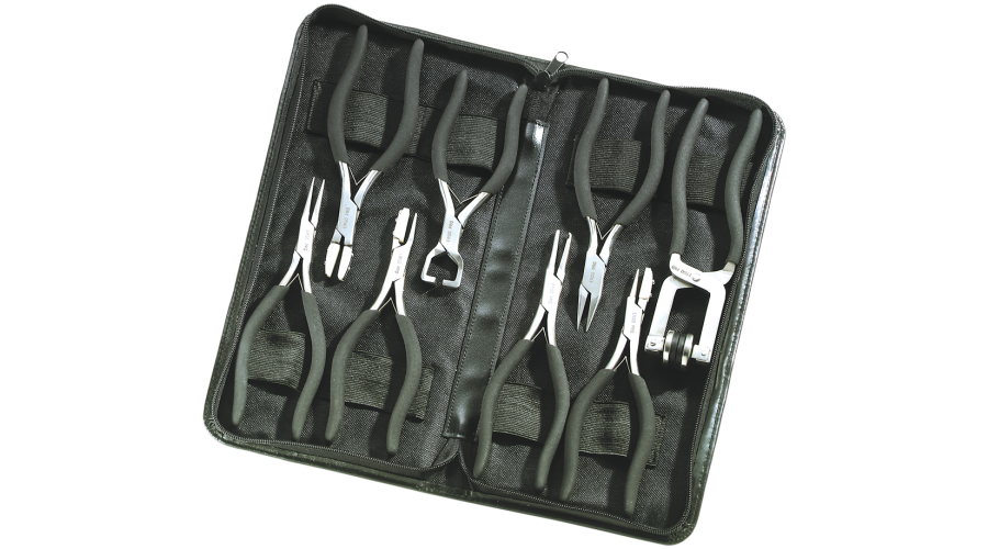 8 Piece Pliers Kit
