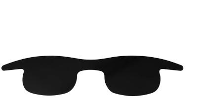 Children's Mydriatic Flat Slip-In Spectacles, 100/Box