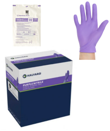 Kimberly Clark® Purple Nitrile Exam Gloves