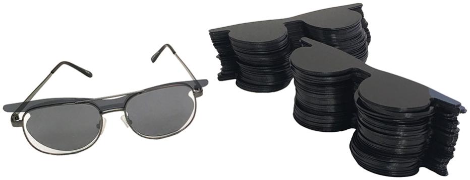 Flat Slip-In Mydriatic Specs