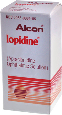 Iopidine Solution