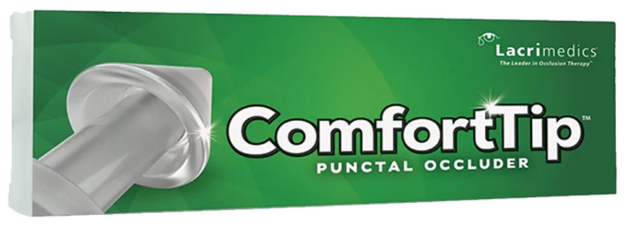 Comforttip Punctal Occluder Plug Xs Silicone Bx2