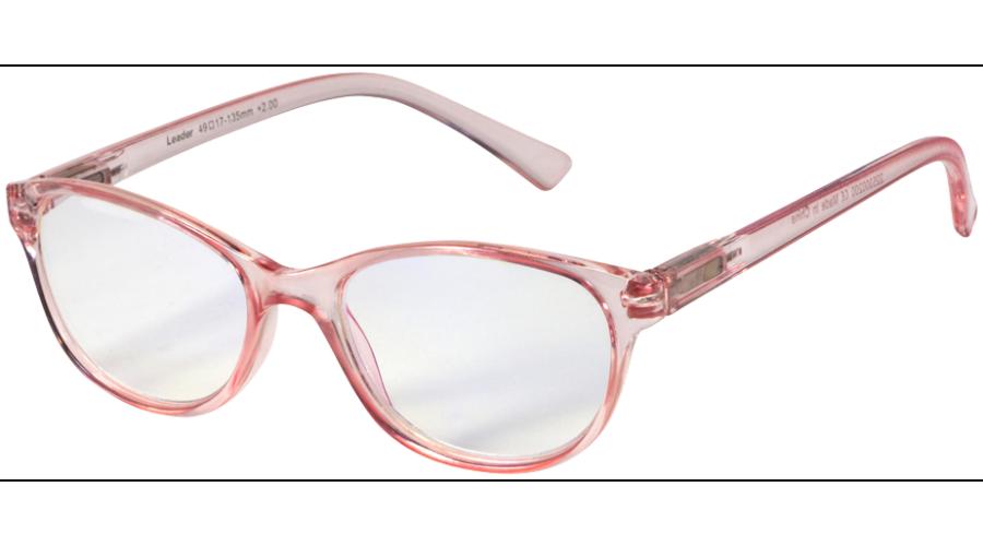 Blu-Ban Glasses Angelica Rose +2.0