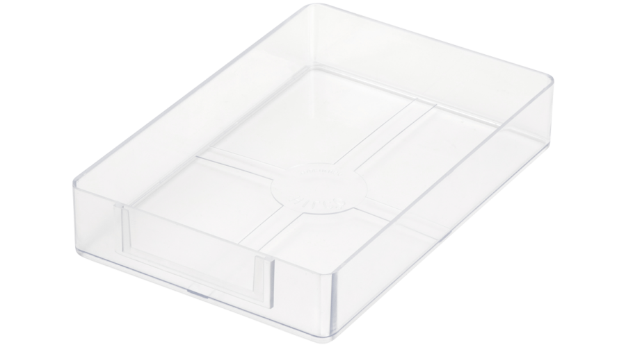 Clear Rx Tray, 24/Case
